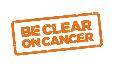Clear on cancer logo